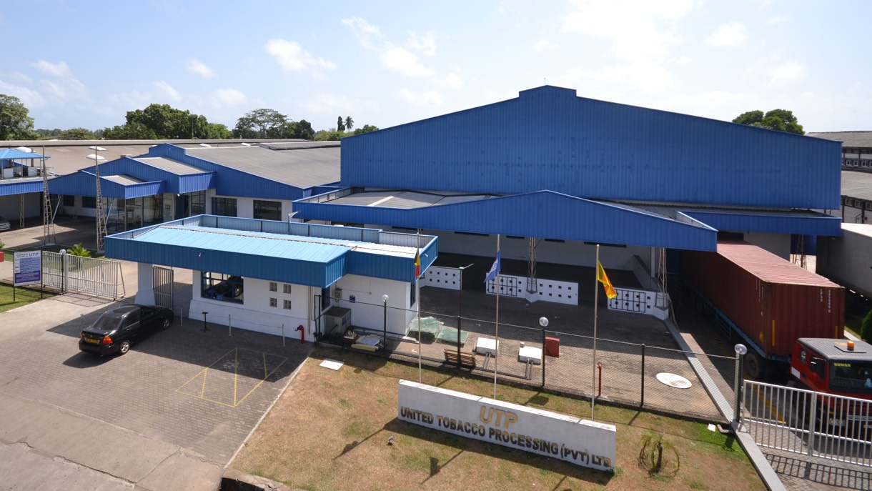 UTP Factory in Sri Lanka