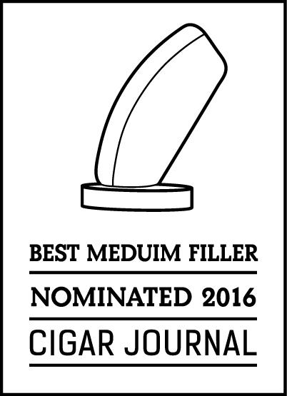 Cigar Award Trophy 2016